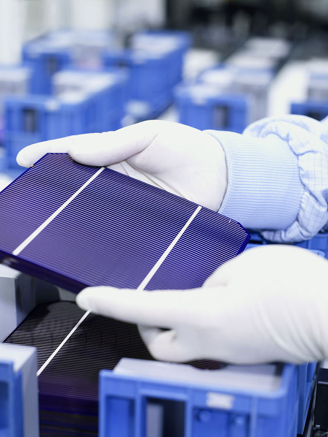 "The solar industry promotes Industry 4.S – with ""s"" for sustainability!"