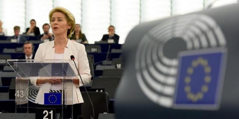 """Neue EU-Kommissionspräsidentin verspricht """"Green Deal für Europa"""" bis Anfang 2020"""