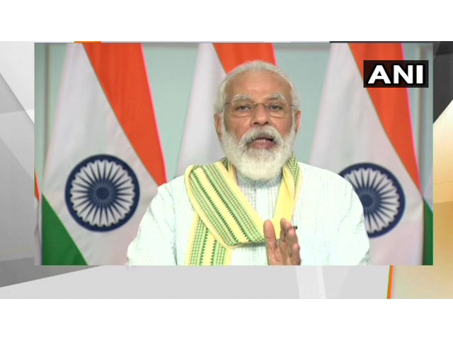 Is he the only one? Indien Prime Minister Modi, a Solar Visionary: Solar Power is sure, pure and secure